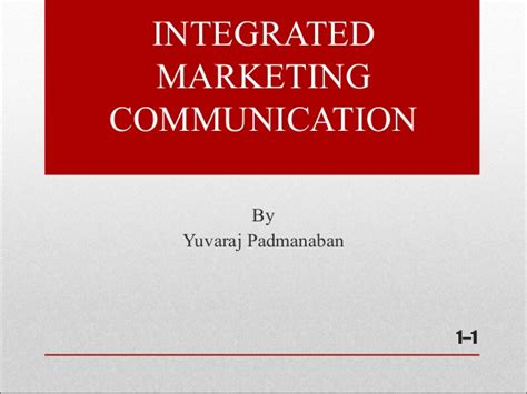 Top Colleges For Mba In Advertising And Communication by Integrated Marketing Communication Mini Mba Free