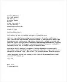 Letter Of Recommendation From Employer For Mortgage Sle Employment Reference Letter 7 Documents In Pdf Word