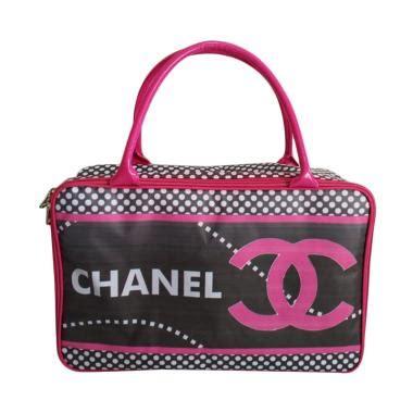 Harga Chanel Bag Di Indonesia jual jejo motif chanel travelling bag harga
