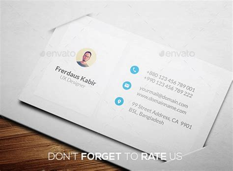 how to make personal business cards top 22 free business card psd mockup templates in 2017