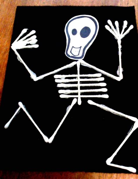 skeleton crafts alive and mortal craft skeleton flag for your