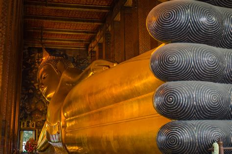 Photo Of The Week Giant Reclining Buddha
