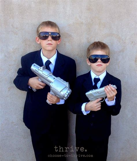 men  black costume  kids mens halloween costumes