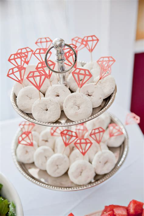 real simple bridal shower ideas this pretty bridal shower brunch has tons of great food ideas event 29