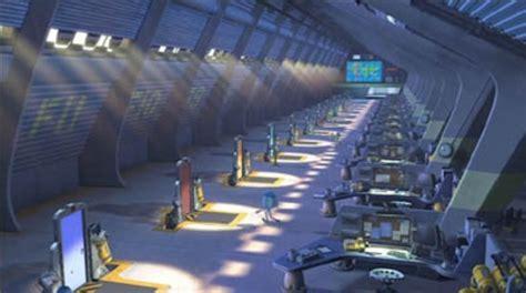 Monsters Inc Scare Floor by Scare Floor F Pixar Wiki Disney Pixar Animation Studios