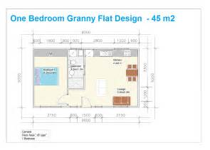 Floor Plan Of One Bedroom Flat Granny Flat Building Plans South Africa With 1 Bedroom
