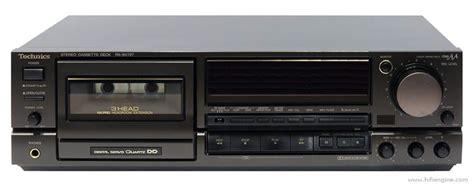 stereo cassette deck technics rs bx727 manual 3 stereo cassette deck