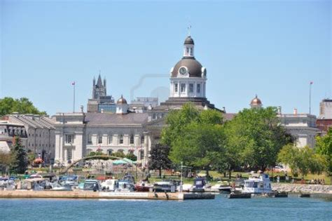 Canada Ontario Search Exploring Kingston Ontario