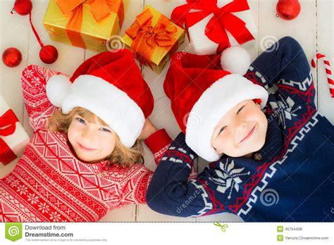 children decorations children with decorations stock photo image