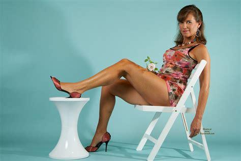 Vanessab White Chair August Voyeur Web