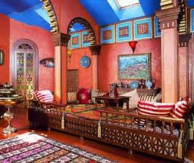 Moroccan Home Decor And Interior Design by Moroccan Style Home Accessories And Materials For