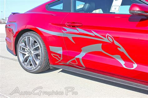 ford mustang vinyl stripes