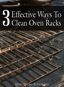 How To Clean Oven Racks Without Chemicals by The World S Catalog Of Ideas