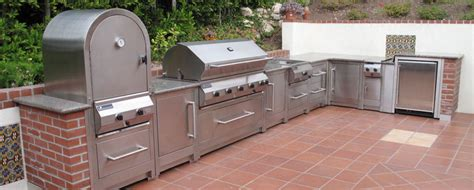 Outdoor Kitchen Equipment by Outdoor Kitchens American Cooking Equipment Inc