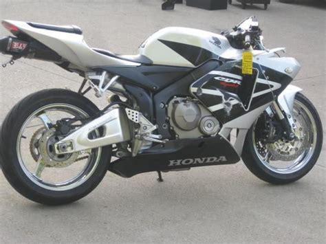 2005 cbr 600 for sale 2005 honda cbr600rr 600rr sportbike for sale on 2040 motos