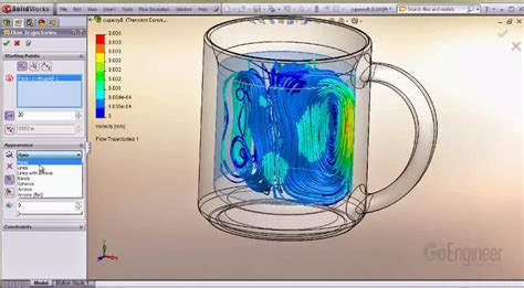 tutorial solidworks pdf 2013 solidworks flow simulation transient natural convection