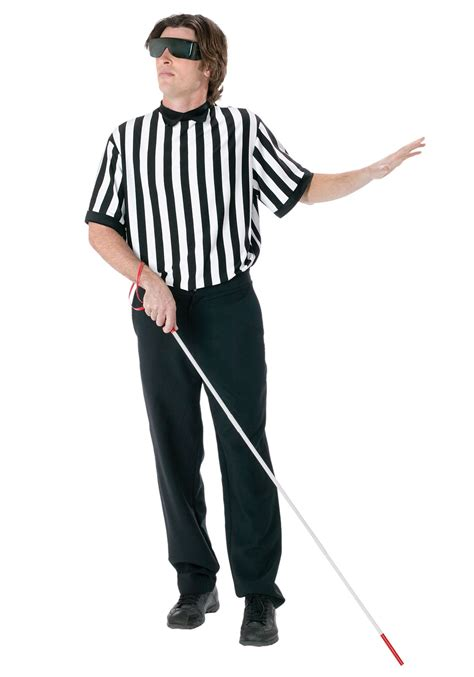 blind products blind referee costume
