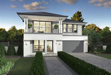 two storey home design that will blow your mind design pacific facades mcdonald jones homes