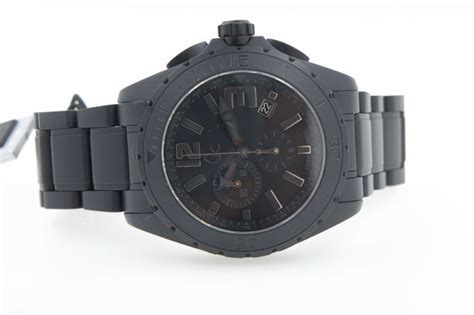 Guess Collection Ceramic guess gc guess collection ceramic black x76011g2s