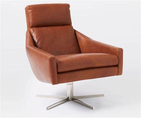 west elm armchair 1960s style austin swivel armchair at west elm