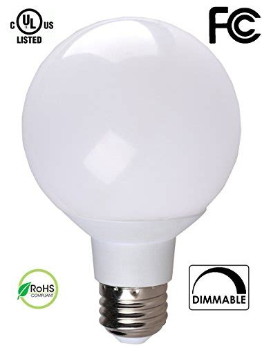 Lu Led Tl 40 Watt 6 pack bioluz dimmable globe led g25 40 watt replacement