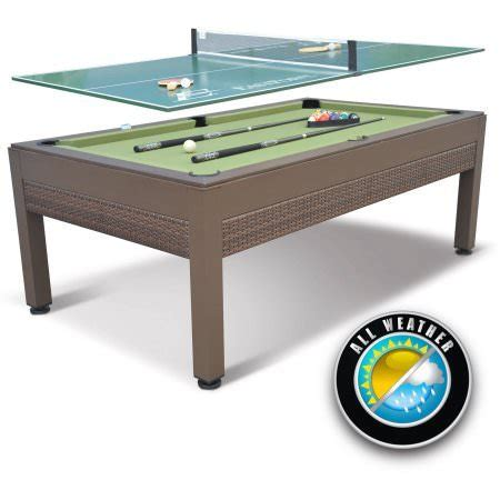 best pool tables best outdoor pool tables 2017 review 1001 gardens