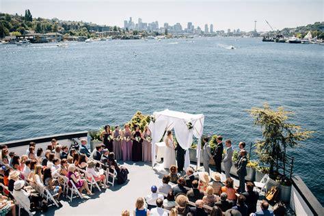 ferry boat wedding venue seattle spencer rachel wedding stefan audrey