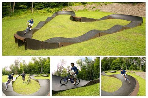 bmx dirt jumps backyard 17 best images about pump track bmx dirt jumps on