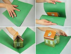 house pop up template papermau 3d pop up house papercraft by uol casa 3d pop up