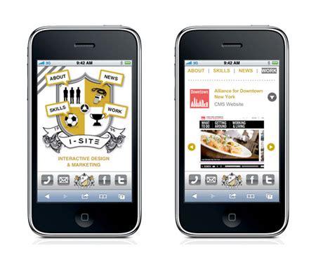 live mobile site i site mobile site goes live i site
