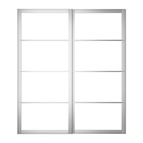 Ikea Barn Door by Pax 2 Telai X Ante Scorrevoli 200x236 Cm Ikea