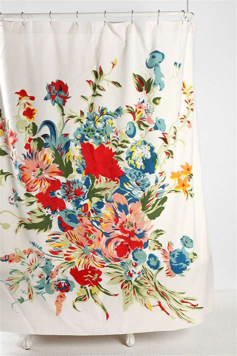 floral shower curtain 301 moved permanently