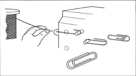 Paper Clip Machine - how paper clip is made material manufacture