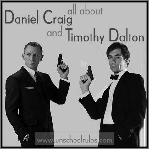 timothy dalton james bond review james bond birthdays daniel craig and timothy dalton