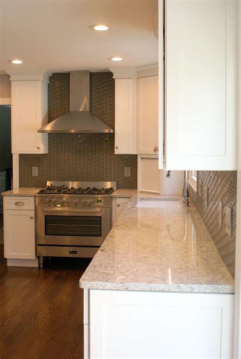 new white kitchen cabinets white kitchen with new quay quartz countertops 4