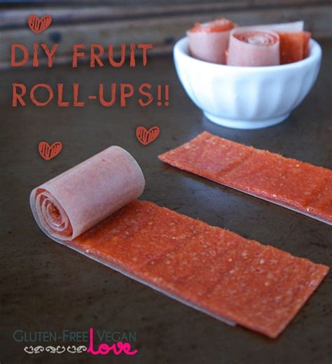 fruit roll up and whip diy fruit roll ups recipe
