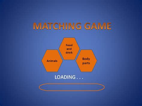 cara membuat game powerpoint cara membuat matching game permainan mencocokkan
