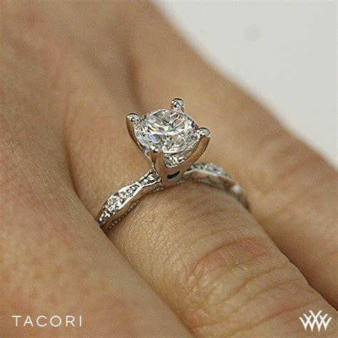 tacori 46 2 rd sculpted crescent almond crescent