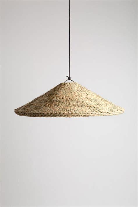 mis mas interiorismo design en  lamparas de mimbre