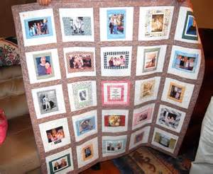 you to see memory quilt by karol allred