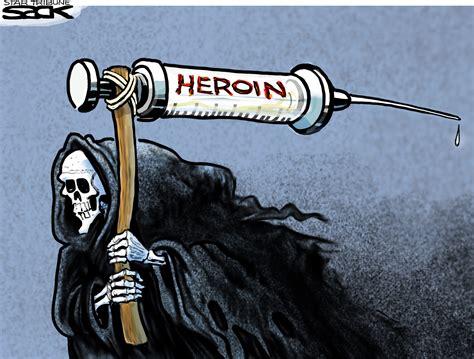 Heroin Addict Meme - sack cartoon heroin startribune com