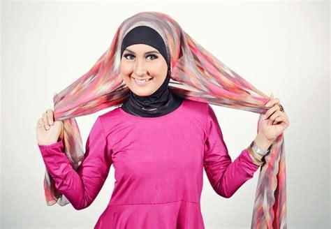 New Jilbab Afrin Sifon cara cara berhijap newhairstylesformen2014