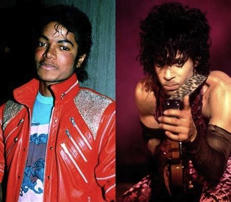 biography of prince michael jackson thriller vs purple rain song by song who u got
