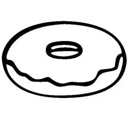 donut coloring page colored page doughnut painted by donuts with