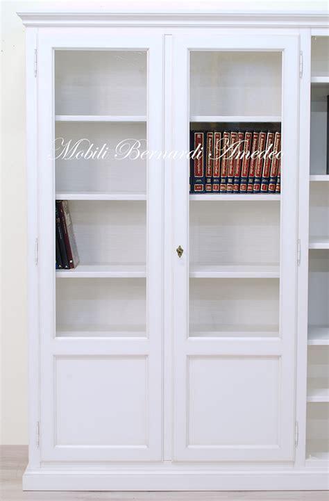 libreria in stile librerie in legno massello 14 librerie