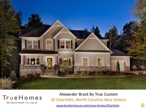 true homes new homes in carolina for sale