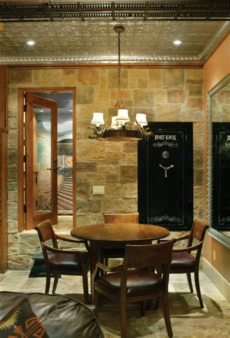 House Plans Ranch Walkout Basement Safe Rooms Ideas For Your Home House Plans And More