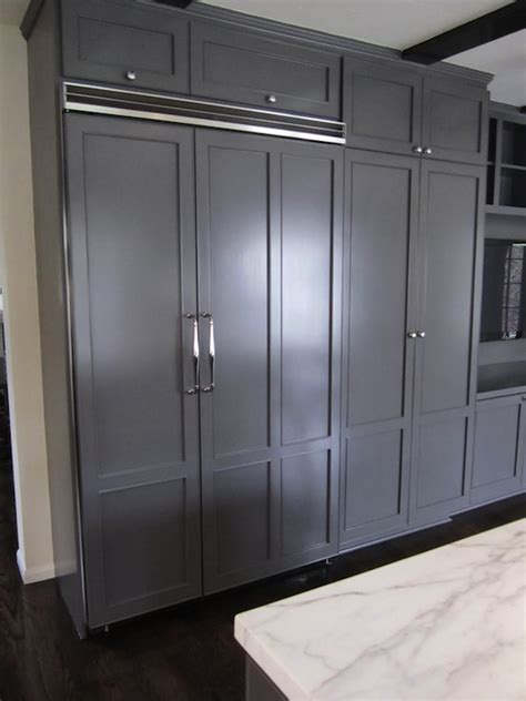 built  refrigerator design ideas