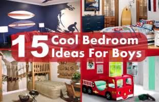 Boys Baseball Bedroom 15 cool bedroom ideas for boys diy home life creative