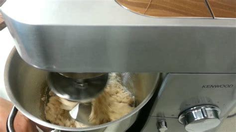 Kenwood mixer,kneading dough   Doovi